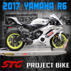 2017 Yamaha R6 STG Project Bike