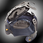 Arai Corsair X Nicky-7 Eco-Pure Liner