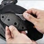 Arai XD4 Catch 5mm Peel-Away Side-Temple Pad
