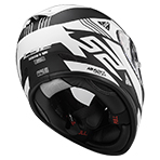 LS2 Arrow Rush Helmet Comfort