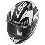 LS2 Arrow Rush Helmet Shell