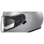 Shoei GT-Air Pendulum Helmet QR-N Base Plate System