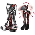 Sidi Mag-1 Boots Internal Support System