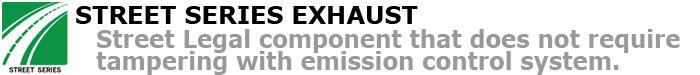 Yoshimura Street Series Exhaust Systems