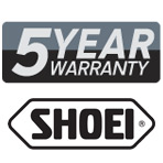 Shoei GT-Air Helmet Warranty