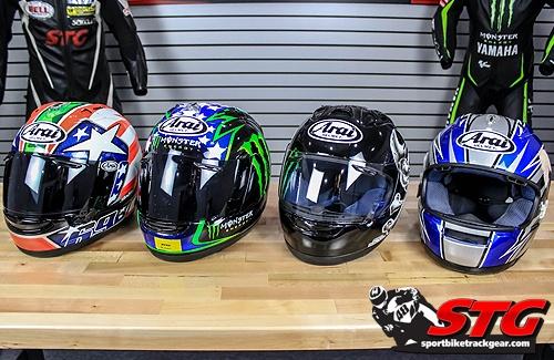 Arai RX-7 / Corsair Helmet Models