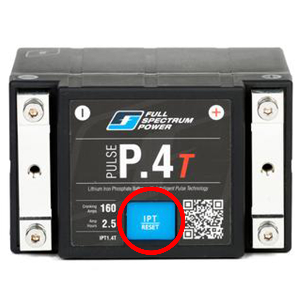 Full Spectrum Power Battery - IPT Reset