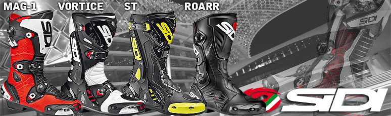 Sidi Race and Sport Motorcycle Boots