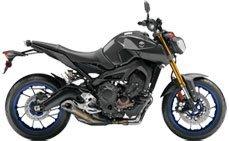 2014 Yamaha FZ-09 Project Bike