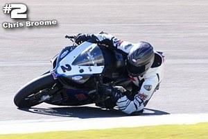 Chris Broome
