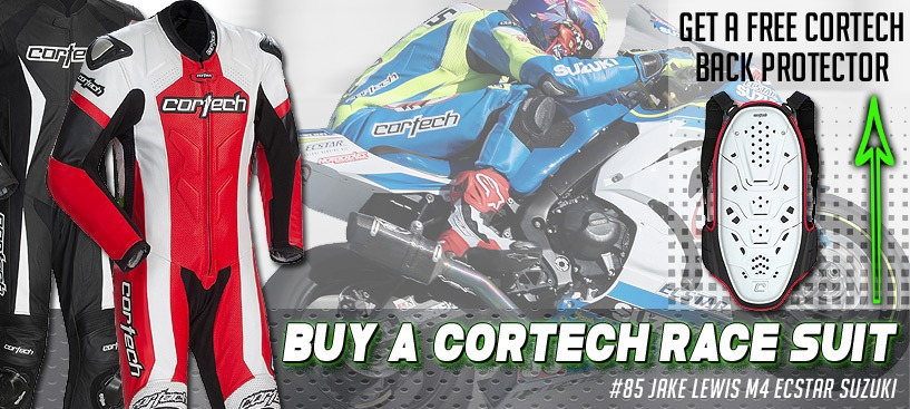 Cortech Race Suit Promo
