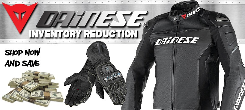 Dainese Final Closeout Sale