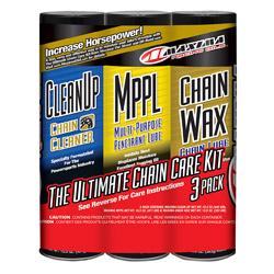 Maxima Chain Wax Care Combo Kit