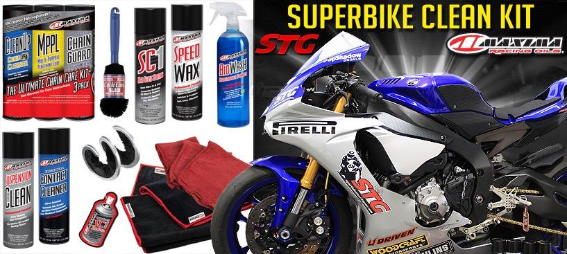 STG Maxima Superbike Clean Kit