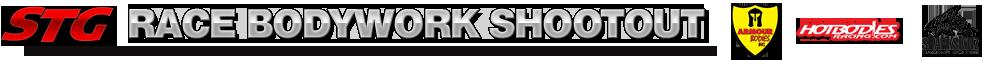 STG Race Bodywork Shootout