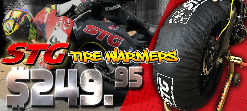 STG Tire Warmers