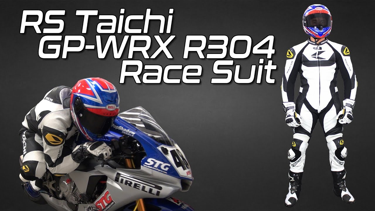 RS Taichi NXL304 GP-WRX R304 Race Suit